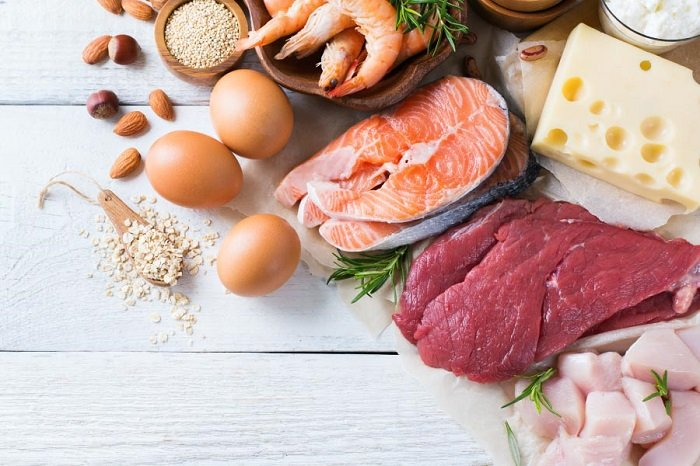 Dieta hiperproteica te ajuta sa slabesti rapid - Pudra Mangosteen în România