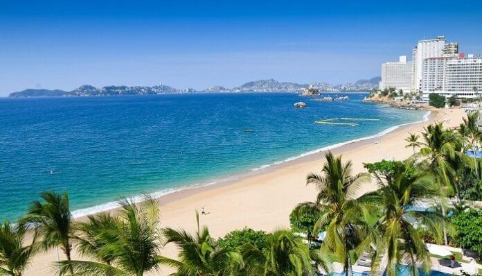 Playas en México