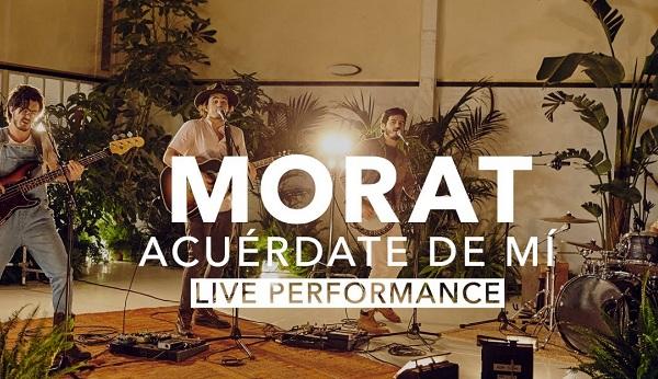 Acuérdate de Mí - Morat
