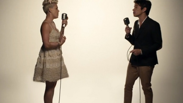 Just Give Me A Reason - Pink ft. Nate Ruess