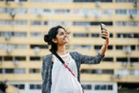 Millenials colombianos y celular