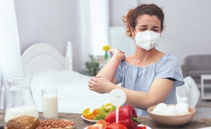 Cómo Reconocer una Alergia a Alimentos