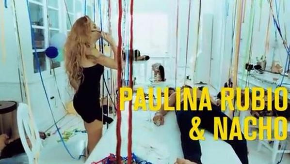 Desire -Paulina Rubio, Nacho