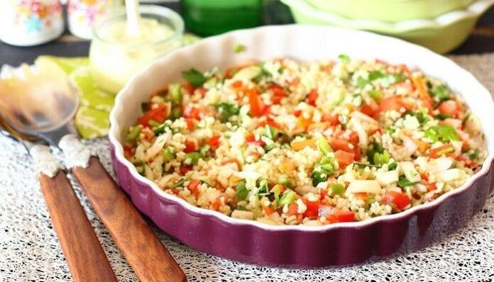 Recetas de Almuerzos Vegetarianos