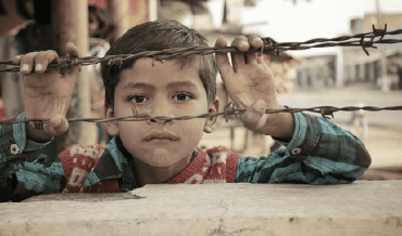Niños en Establecimientos de Reclusión