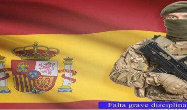 Faltas Graves Código Disciplinario Militar