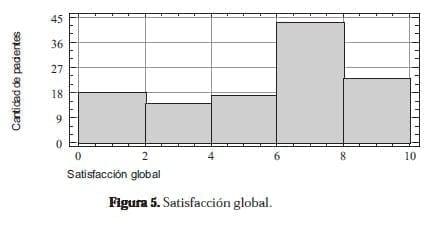 Satisfacción Global