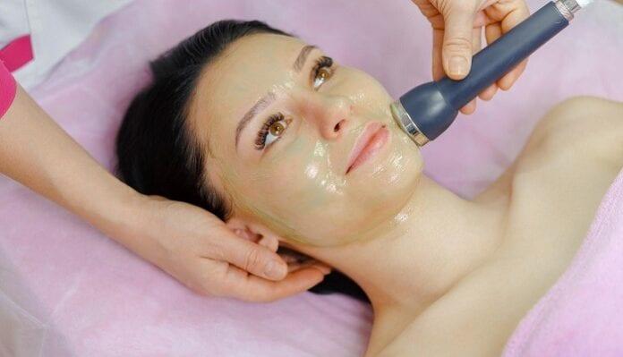 Tratamiento facial - limpieza