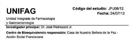 Unidad Integrada de Farmacología y Gastroenterología