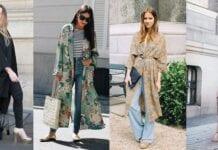Consejos para Usar Kimonos y Lucir Espectacular