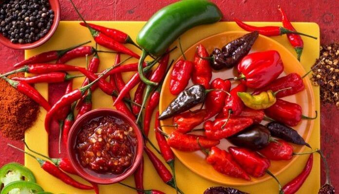 Top 5 de los Alimentos más Picantes
