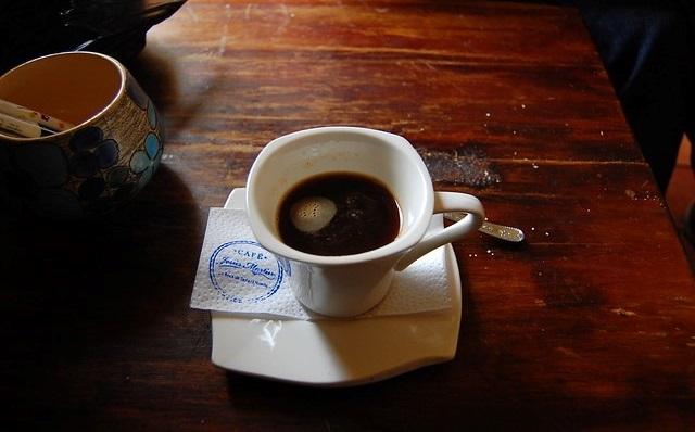 lugares para tomar café en Bogotá