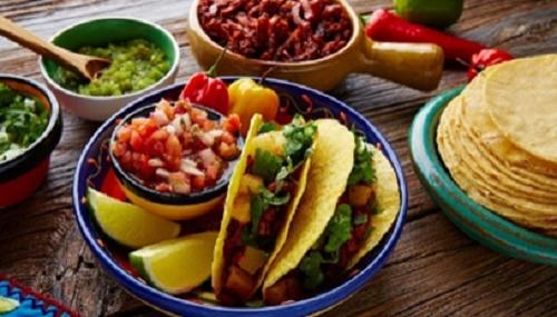 Comida Mexicana y Tex mex