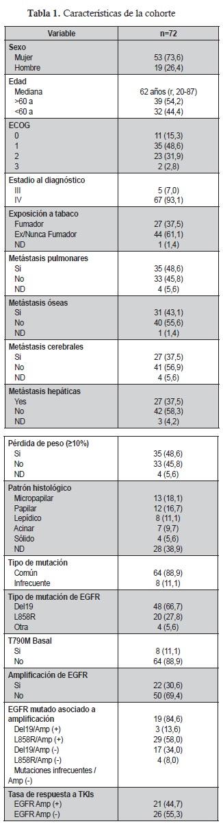 Adenocarcinoma de pulmón mutado EGFR