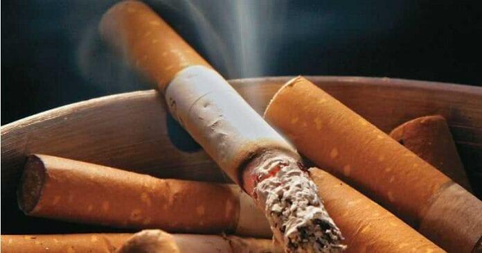 Consumo de Cigarrillo - Fumar