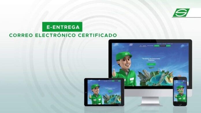 correo electrónico certificado e-entrega