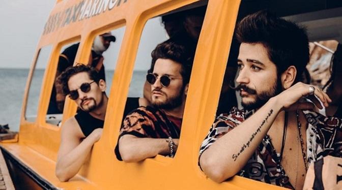 La Boca - Mau y Ricky ft Camilo