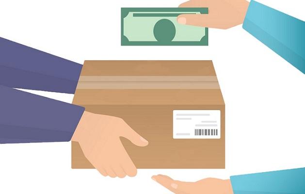 Pago contra entrega para compras online