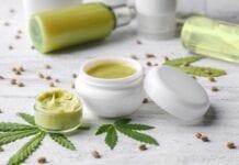 Cremas con Cannabis