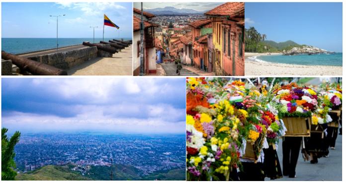 Lugares emblemáticos de Colombia que extrañan los colombianos en el exterior