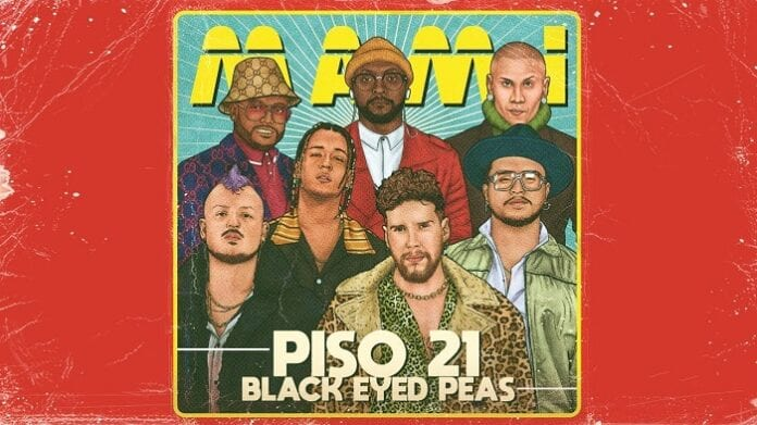 Mami - Piso 21 Ft Black Eyed Peas