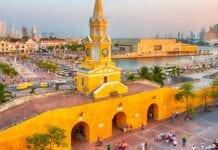 Mejores zonas para quedarte en Cartagena
