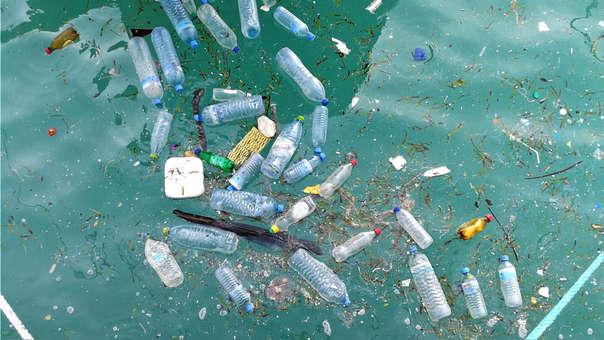 Contaminación por plástico