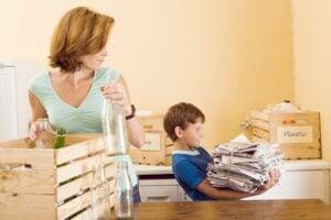 Cuidar el medio ambiente en casa