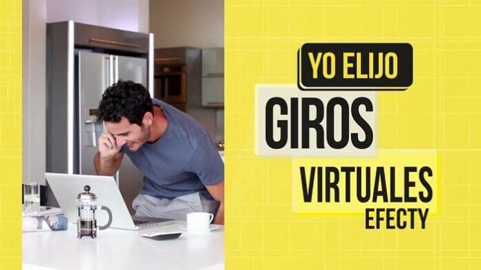 Giros Virtuales con reconocimiento facial