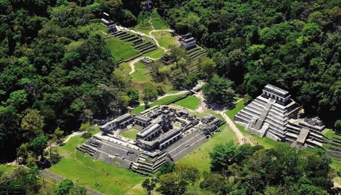 Turismo en Chiapas