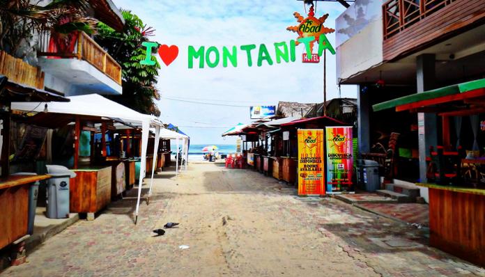 Turismo en Montañita