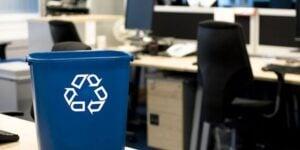 cuidar el medio ambiente en el trabajo