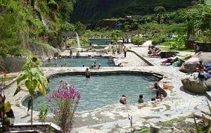 Baños Termales de Cconoc en Apurímac