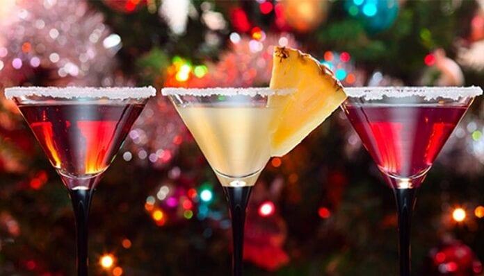 Cocteles Mexicanos para Navidad y Fin de Año