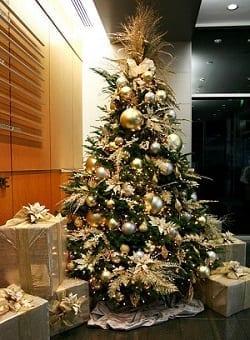 Decoración Dorada Navidad, Tendencias de Navidad