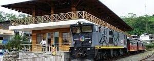 Estación de Tren Ecuador, Durán