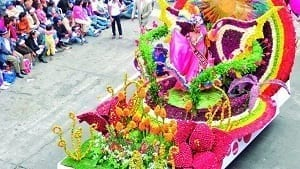 Fiesta de las Flores y las Frutas, Ambato