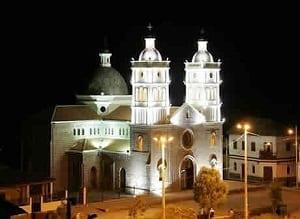 Iglesia de Santo Domingo Ambato