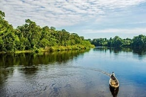 Reserva Nacional Pacaya-Samiria, Amazonas