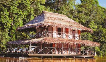 Reservas y Parques Naturales en el Amazonas Colombiano