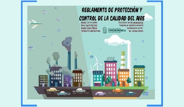 Protección y Control de la Calidad del Aire