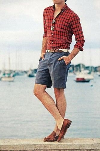 Moda Hombre para la Playa