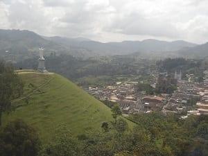 Cerro Cristo Rey Jericó