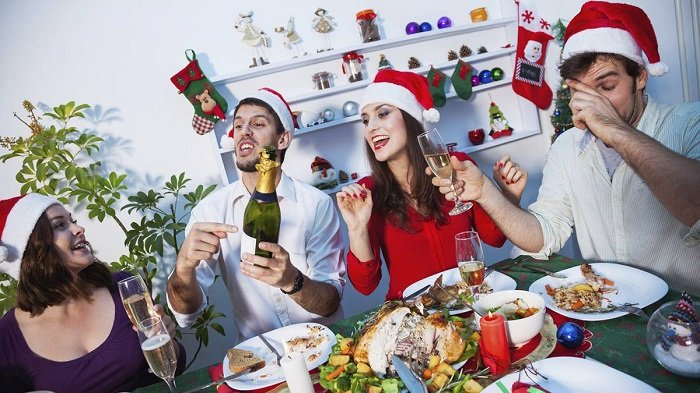 Consejos para No Subir Peso en las Festividades