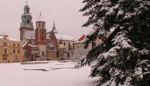 Cracovia invierno