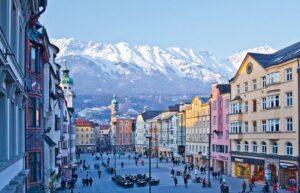 Innsbruck en invierno