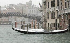 Invierno en Europa - Venecia, Italia