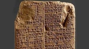 Las Tablillas de Arcilla de Ebla, Imperio Acadio