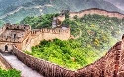 Muralla China, Monumentos mas visitados
