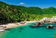 Playas en Santa Marta para Visitar en Vacaciones